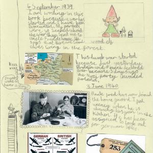 fraser-war-diary